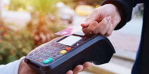 Contactless fraud