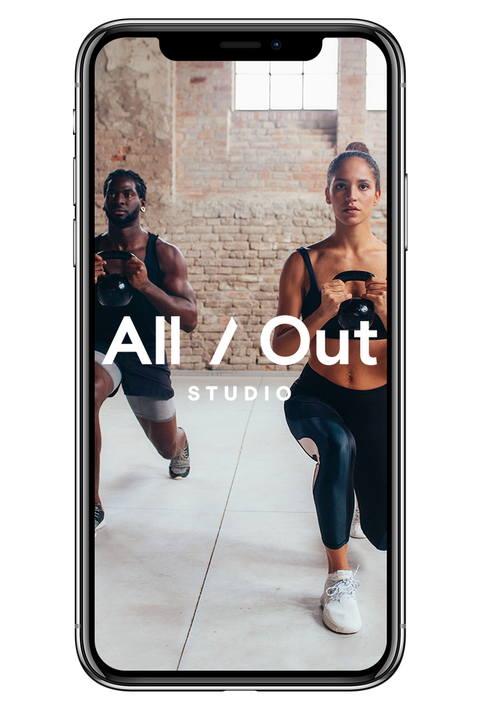 all out studio app