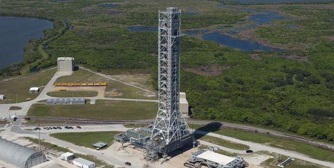 NASA Mobile Launcher