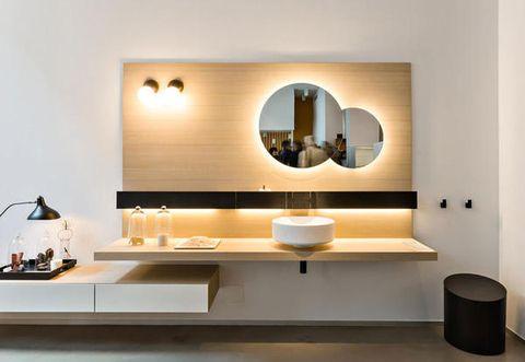 Mobili bagno moderni sospesi o a terra ecco le tendenze for Mobili bagno a terra moderni