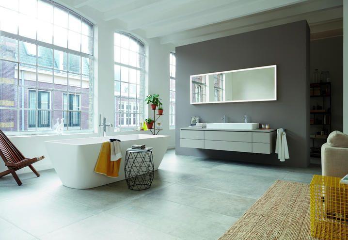 Vasca Da Bagno Duravit : Mobili bagno e sanitari duravit per un bagno di design