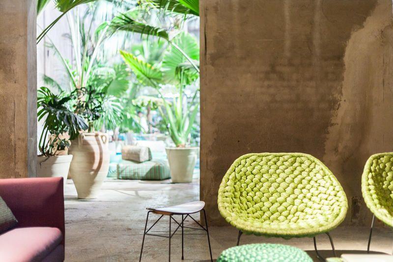 I mobili da giardino più belli del fuorisalone