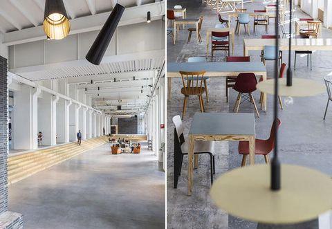 Mobili vintage per casabase il nuovo design hostel di milano for Design vintage milano