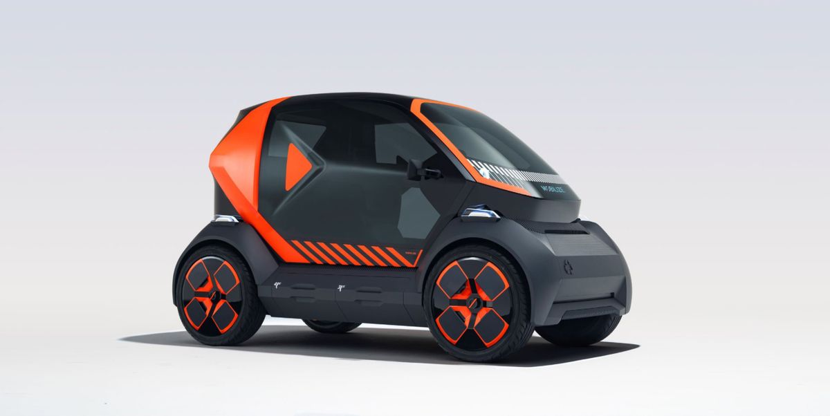 Mobilize EVs Have Sci-Fi Looks, Plans to Match