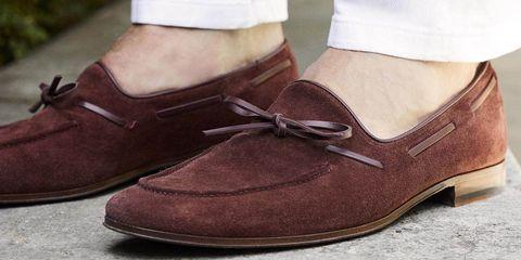 Footwear, Shoe, Brown, Suede, Oxford shoe, Leather, Dress shoe, Beige,