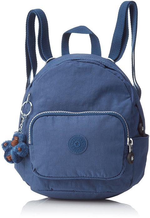 Bag, Blue, Handbag, Backpack, Cobalt blue, Fashion accessory, Luggage and bags, Shoulder bag, Electric blue,