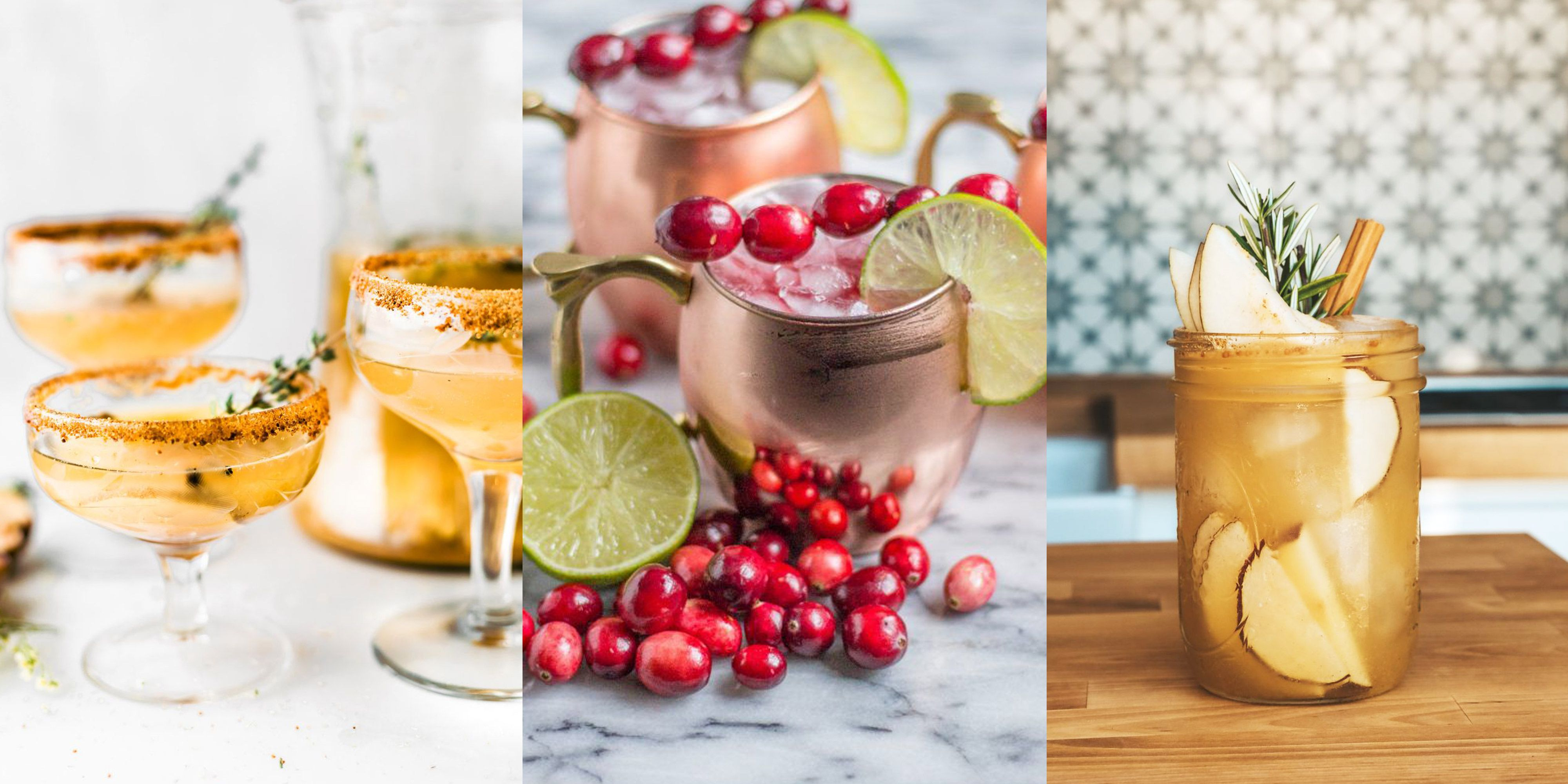 10 Fall Mocktails That Are Actually Good for You