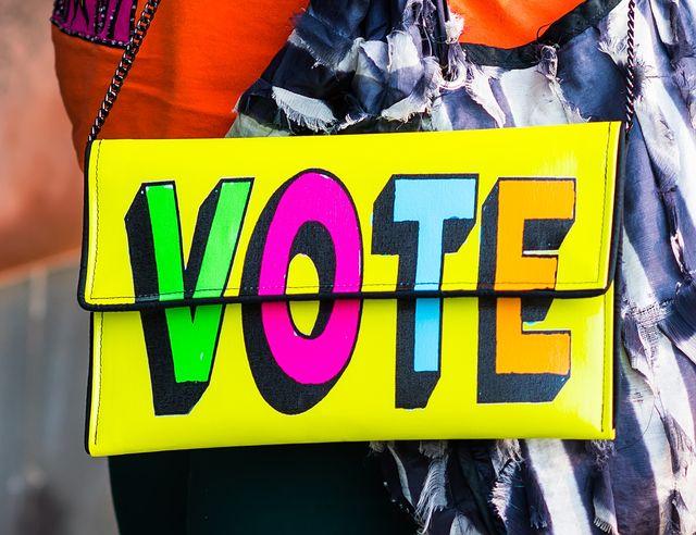 vote è la parola della moda 2020