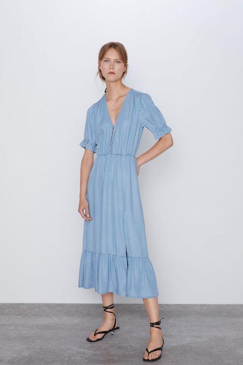 buy popular 8996c 2ed23 Zara, la moda autunno 2019 è scontata online in Special Prices