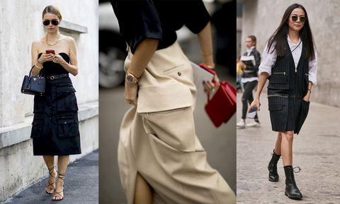 best service c935b 4c686 Moda inverno 2019, 6 tendenze street style Milano Fashion Week