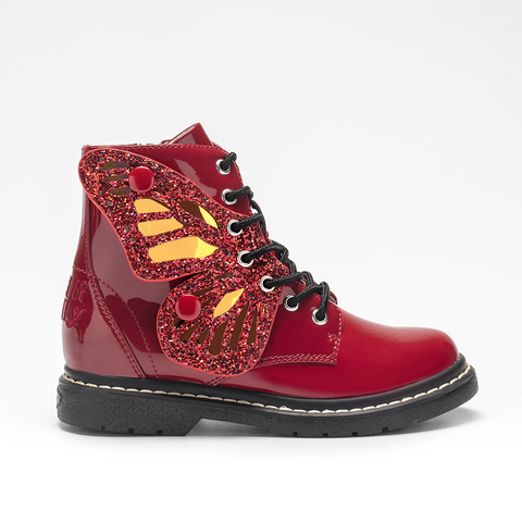 Footwear, Product, Shoe, White, Red, Carmine, Fashion, Maroon, Black, Boot,