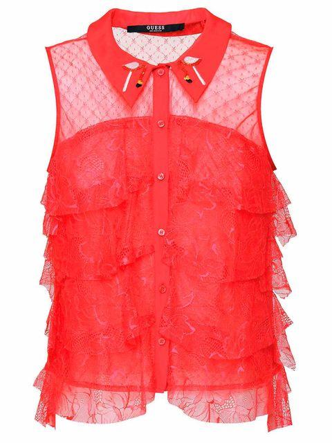 Moda prendas color rojo