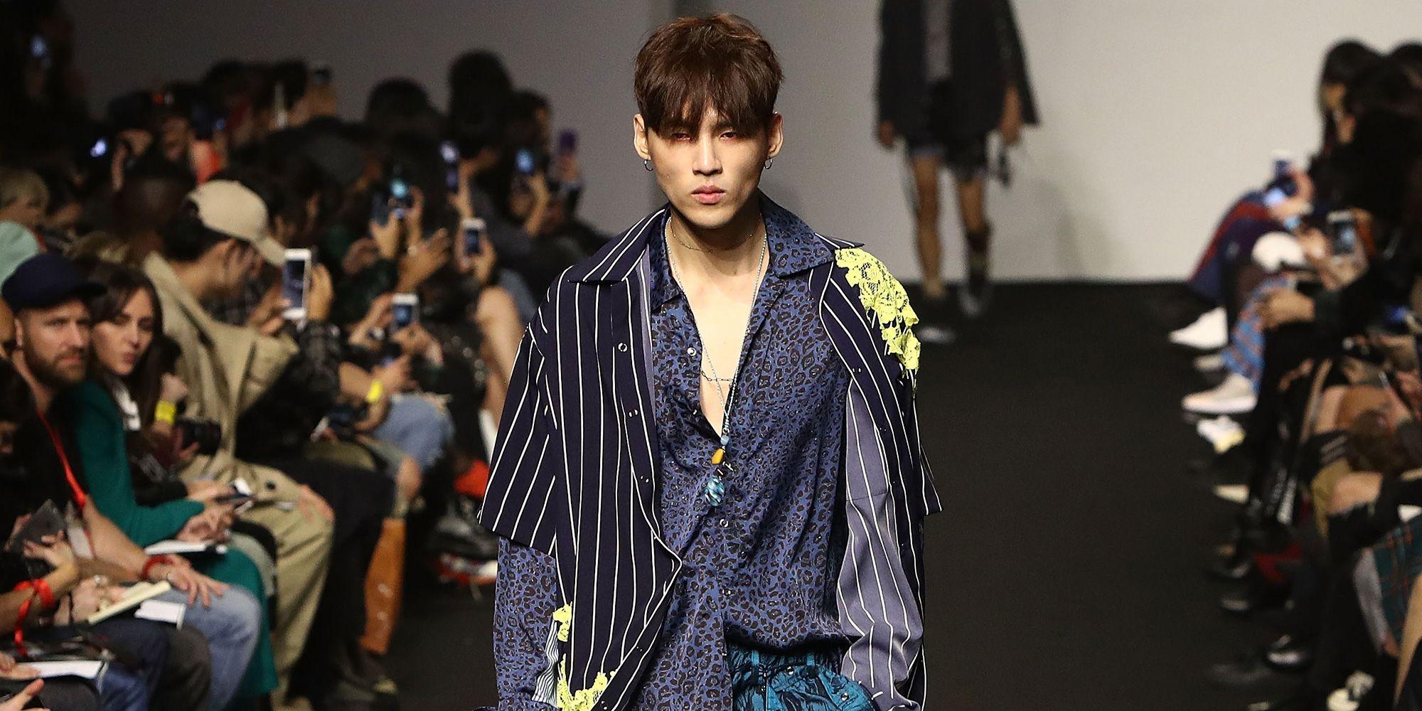 10 nomi per una nuova moda maschile