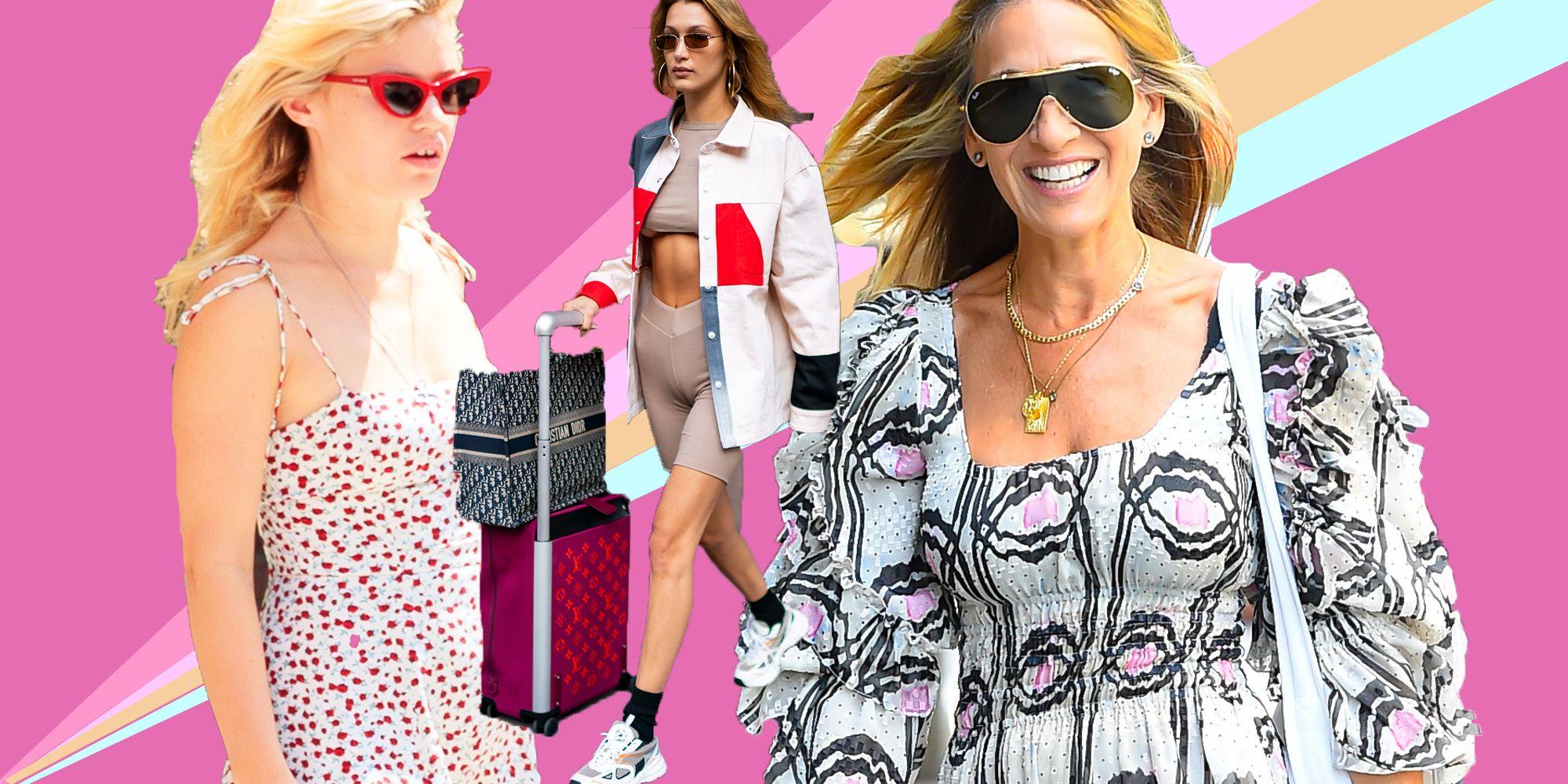 La moda Estate 2019 secondo le celebrità: eleganti e casual