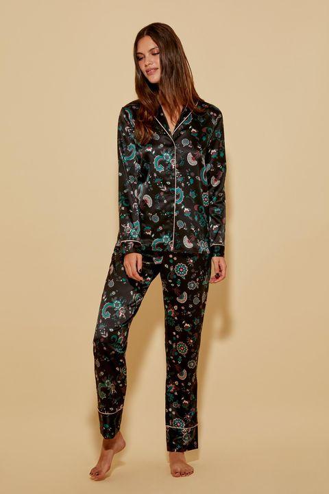 7dc185ce0b84 Un pigiama come un tailleur elegante  è questo il trend moda dell inverno  2019