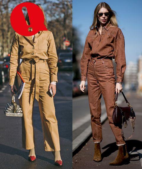 Moda Primavera Estate 2019 Colore Marrone Senza Fashion Disaster