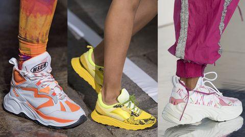 Sfilano sulle passerelle più importanti del mondo le scarpe della prossima  primavera estate 2019  ci 5b78c8eac1b4