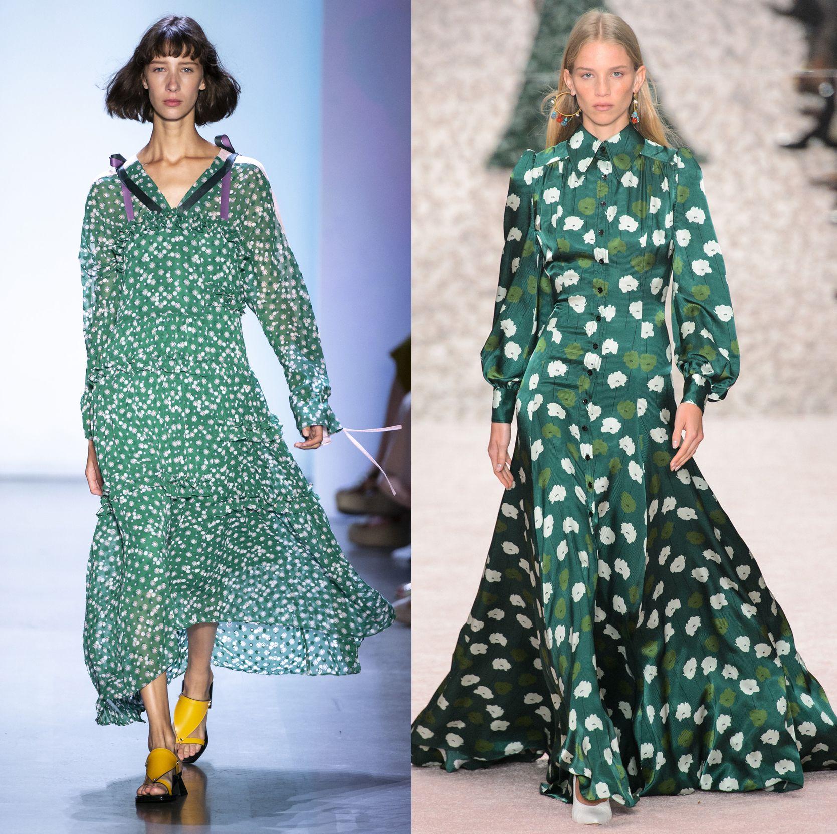 Per la moda primavera estate 2019 indosserai vestiti in ogni declinazione,  dai vestiti lunghi leggeri