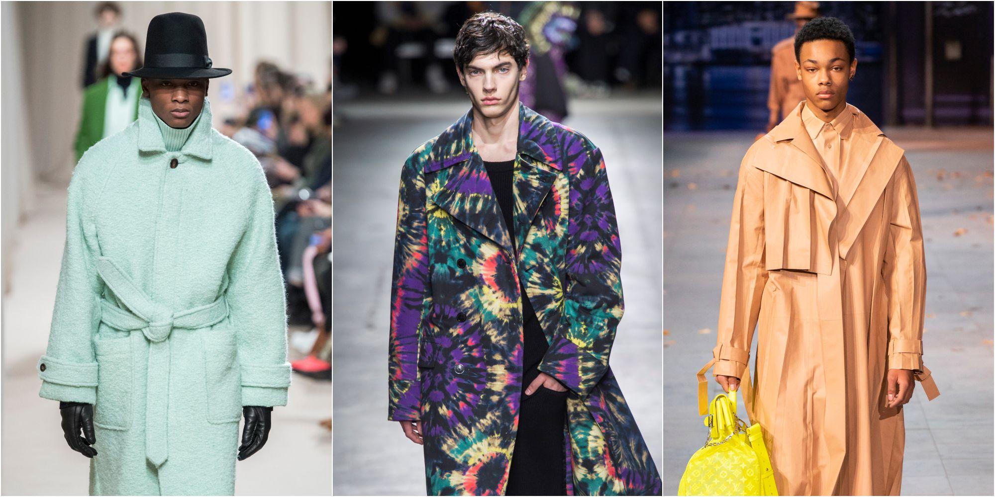 4044b146dbb7 I cappotti colorati sono la cosa più bella vista alle sfilate di Parigi