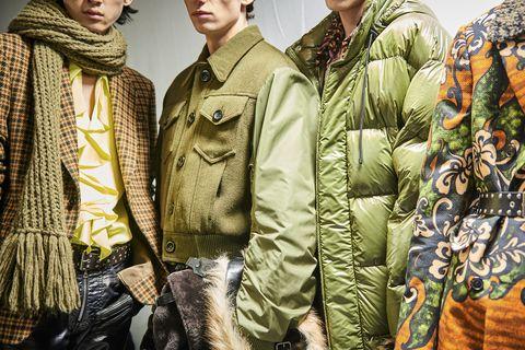 Clothing, Fashion, Outerwear, Military camouflage, Military uniform, Parka, Coat, Jacket, Overcoat, Design,