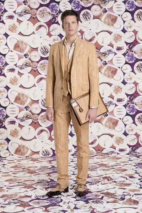 size 40 2a646 a9511 Kean Etro crea abiti dalla natura