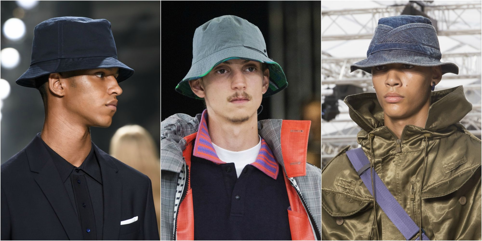 Il cappello da pescatore è l accessorio dell estate 2018 7ed259837d20