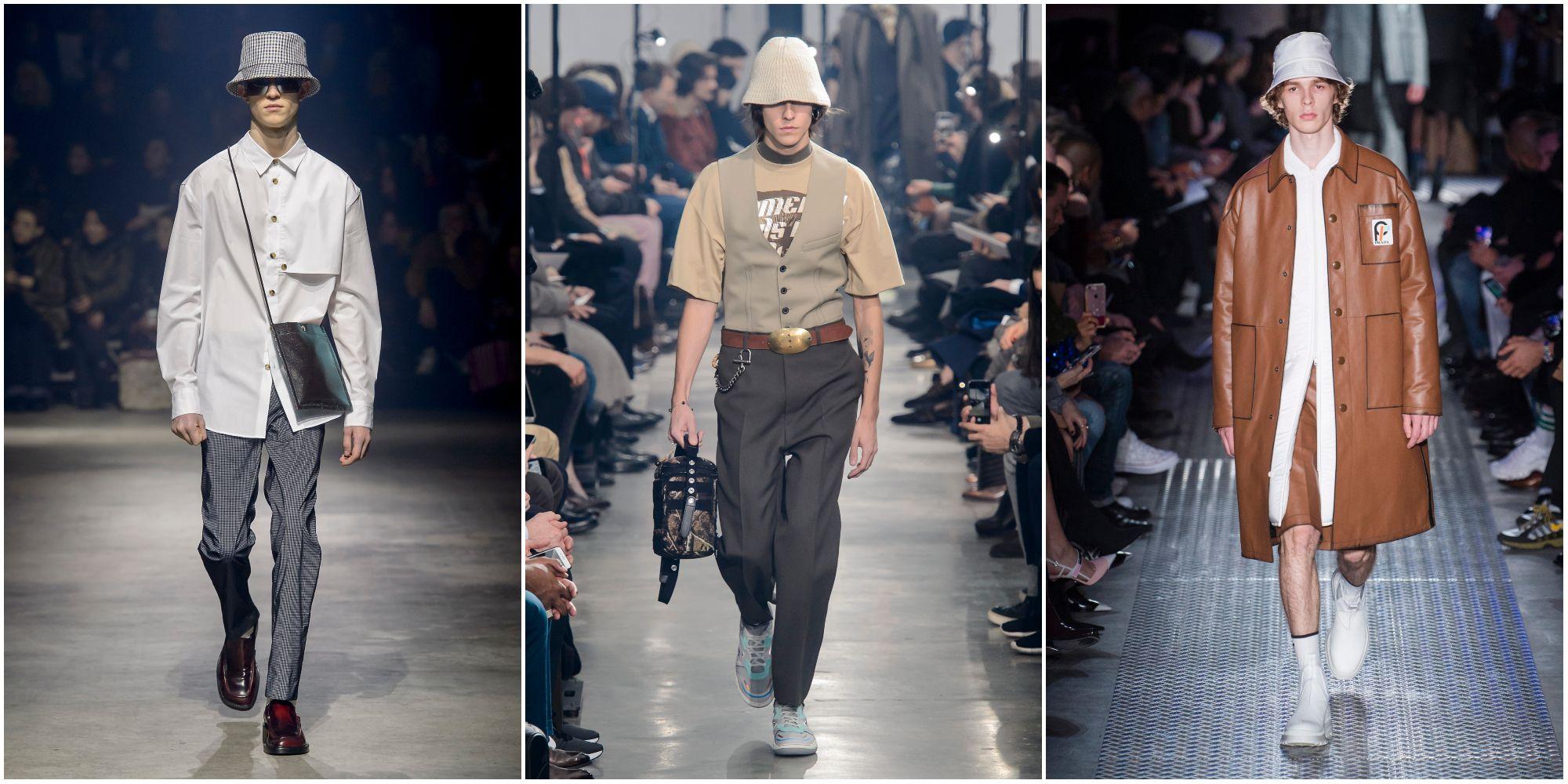 4f80384759f2 Le 30 tendenze della moda uomo per l'autunno inverno 2018 2019