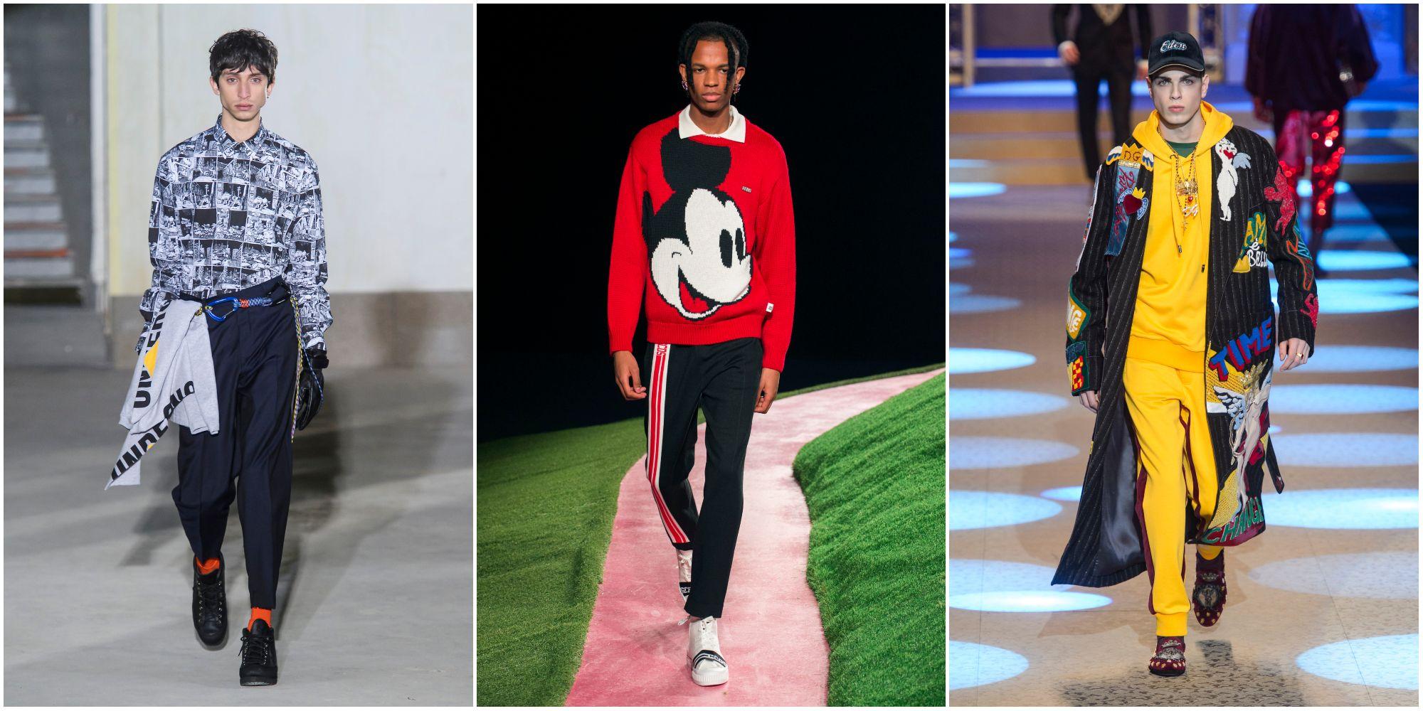 Le 30 tendenze della moda uomo per l autunno inverno 2018 2019 89a622689ff