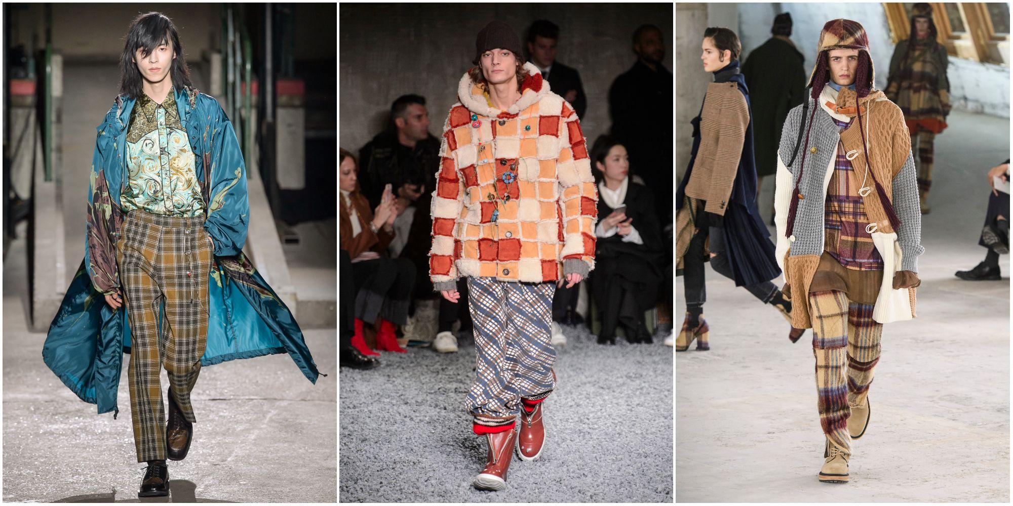 2b9d0d4f25 Le 30 tendenze della moda uomo per l'autunno inverno 2018 2019