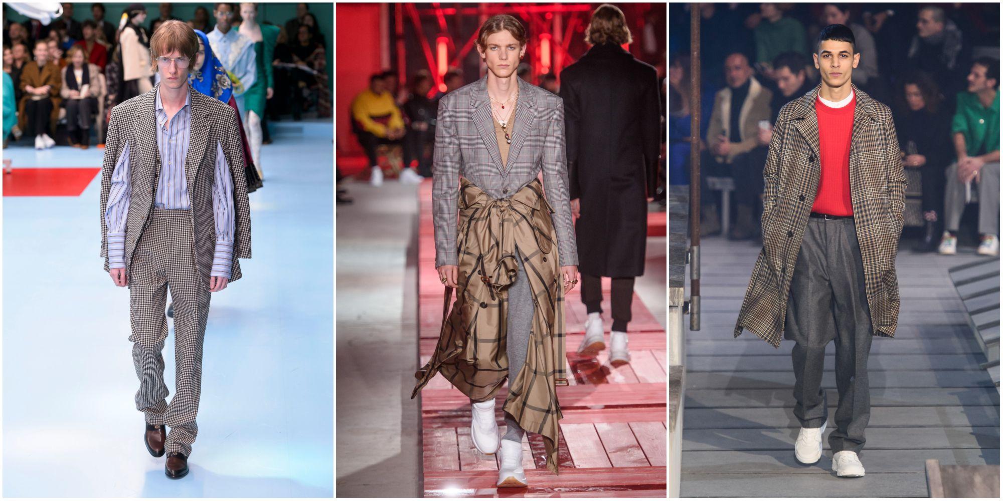 Le 30 tendenze della moda uomo per l autunno inverno 2018 2019 43c4358f5357