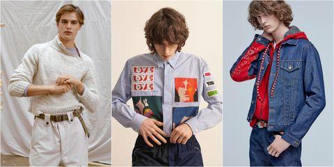 Clothing, Jeans, Outerwear, Denim, Jacket, Hoodie, Fashion, Hood, Sleeve, Textile,