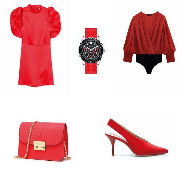 moda al rojo vivo
