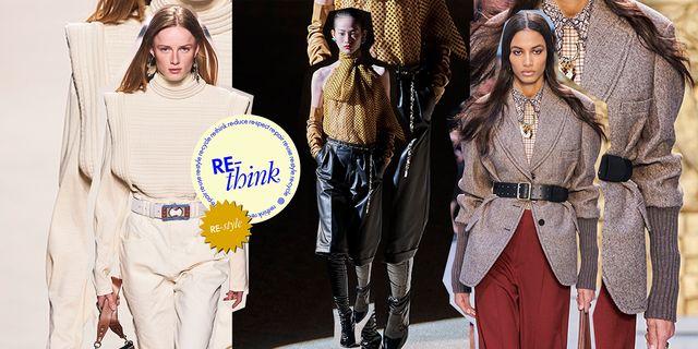 mode trends herfst winter styling hacks najaar