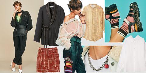 Clothing, Outerwear, Fashion, Street fashion, Blazer, Neck, Sweater, Cardigan, Jacket, Sleeve,