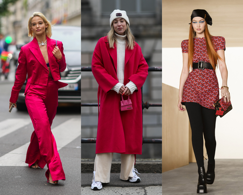 modekleuren winter 2021