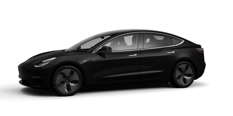 $35,000 Tesla Model 3 Announced