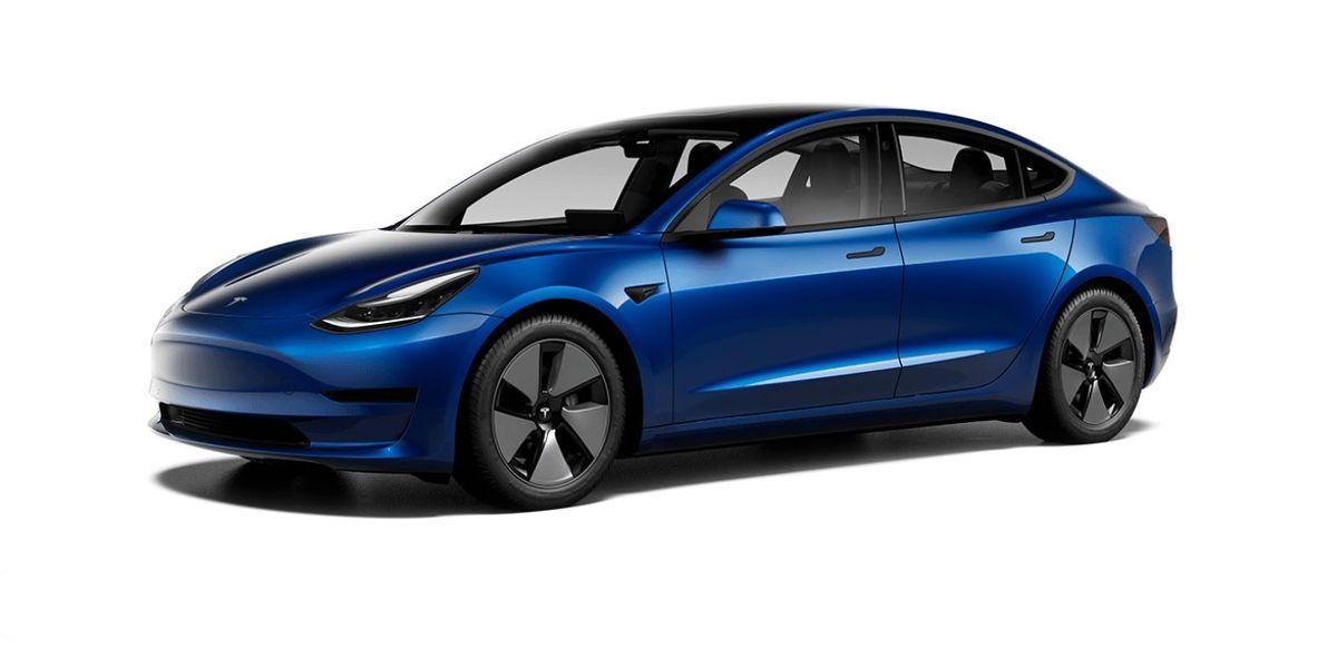 Tesla Model 3 Gets a Price Cut as Base Model Y Moves off-Menu