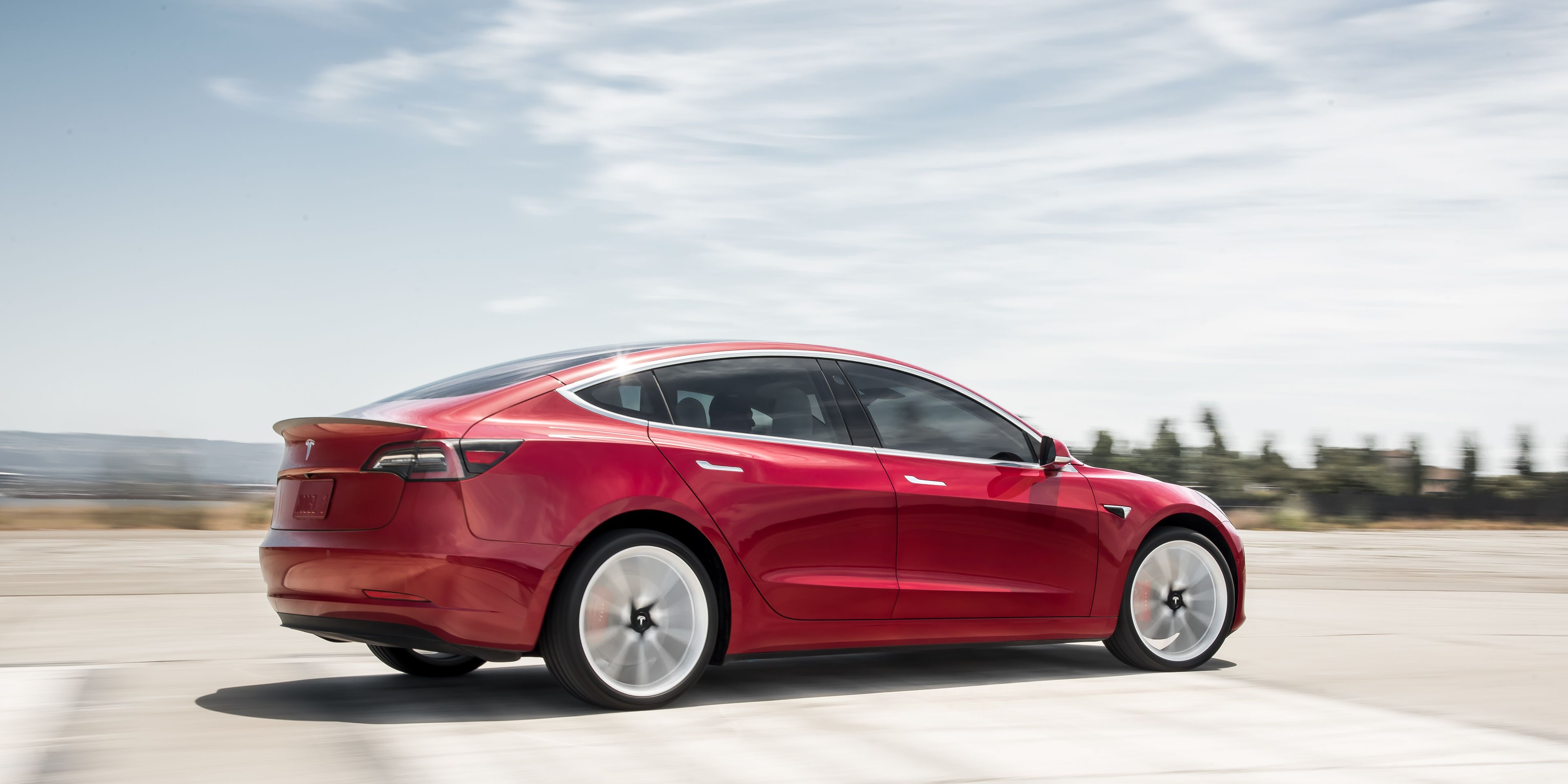 My 72 Hours With the Tesla Model 3 Performance Edition