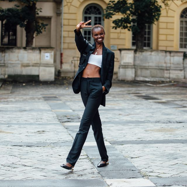 street style  paris fashion week   womenswear spring summer 2020  day seven