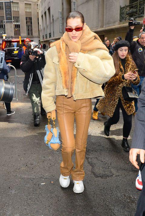 3465a1d9e2 Bella Hadid Street Style - Bella Hadid s Hottest Looks