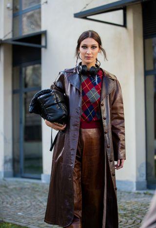 celebrity sightings february 20th milan fashion week fallwinter 2020 2021