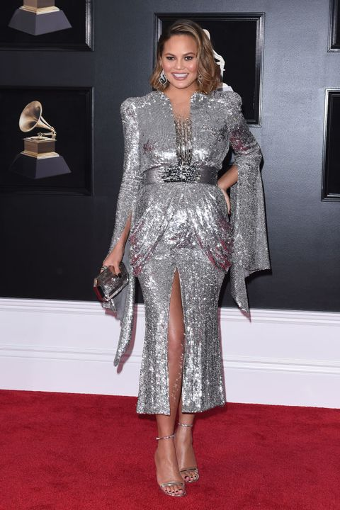 60th annual grammy awards   arrivals