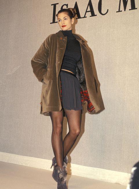 fall 1994 fashion week isaac mizrahi fashion show