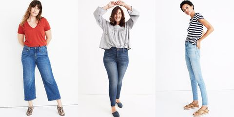 madewell jeans and bags sale