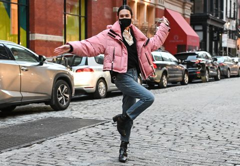 street style   february 2021   new york fashion week the shows