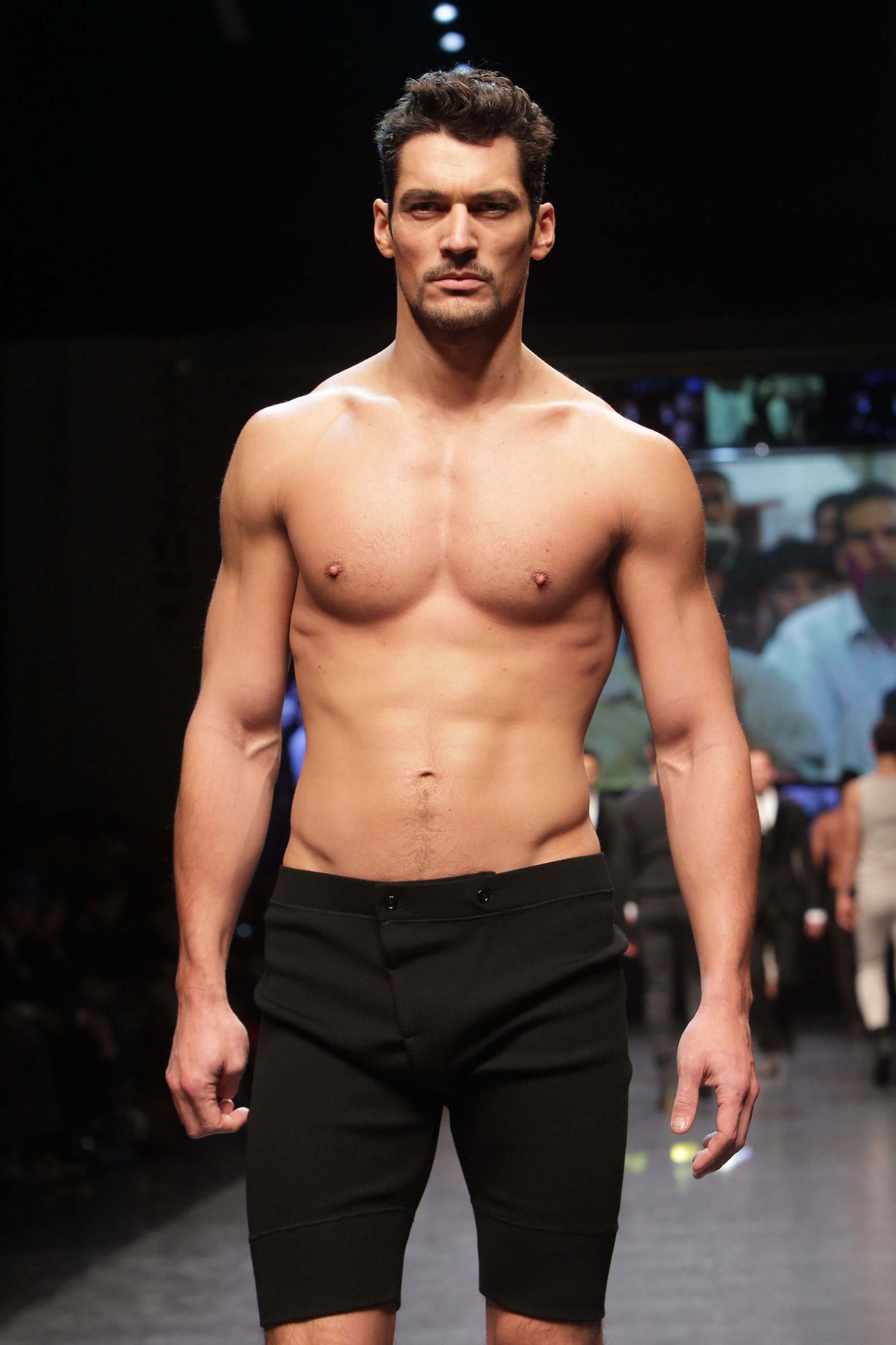 17 Top Male Models Of All Time Famous Male Models