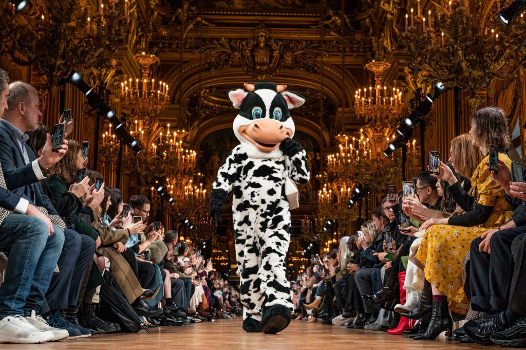 People in Giant Animal Costumes Walked Stella McCartney and I Have Never Felt More Represented