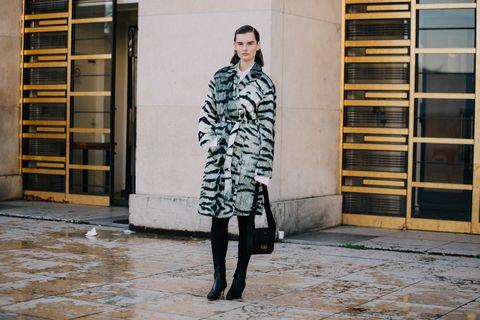 street style    paris fashion week   womenswear fallwinter 20202021  day three