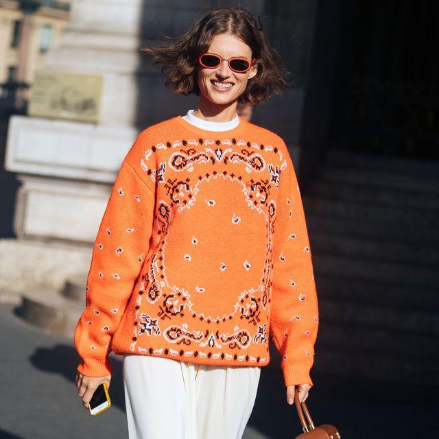 street style  paris fashion week womenswear springsummer 2019  day eight