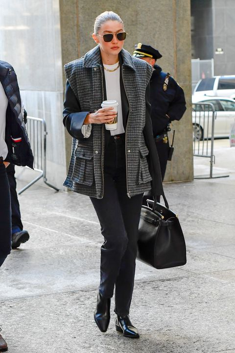 Celebrity Sightings In New York City - January 16, 2020